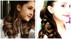 Heatless Curls Overnight With Socks - Headband Curls for Long Hair - ARI. Curls For Long Hair, Soft Curls, Heatless Hairstyles, Curled Hairstyles, Headband Curls, Heatless Curls Overnight, Ariana Grande Hair, Hello Hair, Hair Hacks