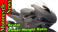New Motorcycles with BRUTAL PERFORMANCE WEIGHT | CRF450 SUPERMOTO but no...