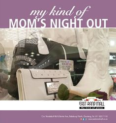 Funky Footwear -  Guess Wallet R549 Guess Handbag R1250 Bronx Cowboy Boots R500 Moms' Night Out, Guess Handbags, My Mom, Cowboy Boots, Footwear, Wallet, Day, Guess Bags, Pocket Wallet