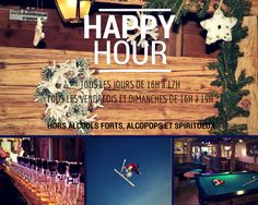 Aftersky, Happy Hour, Ovronnaz