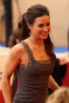 Evangeline Lilly - Cannes 2010
