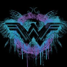 Wonder Woman | Feather Logo