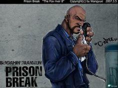 Prison Break Cartoon
