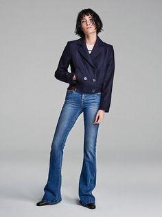 Nice flared jeans, FRAME
