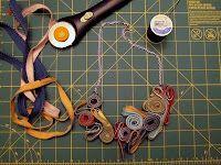 How to Make Zipper Jewelry Tutorials - The Beading Gem's Journal