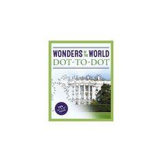 Wonders of the World Dot-to-Dot (Paperback) (James Brisson)