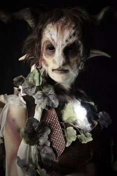 Face Off woodland faun