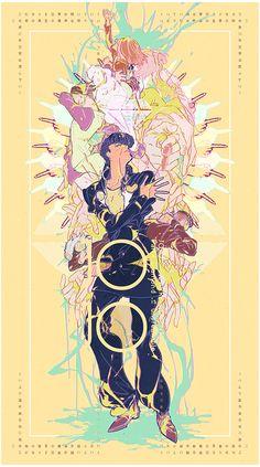 Jojo's Bizarre Adventure : Diamond Is Unbreakable Jojo Anime, 5 Anime, Anime Art, Jojo's Bizarre Adventure Anime, Jojo Bizzare Adventure, Bizarre Art, Jojo Bizarre, Character Art, Character Design