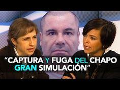 """""""El Chapo"""", """"La Barbie"""" y el penal del Altiplano, en Perspectivas. Rompeviento TV. 24/7/14 - YouTube"""