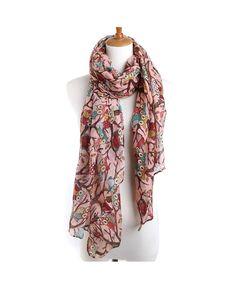 0133d6df7b 16 Best Fashion Scarf images | Scarf styles, Silk scarves ...