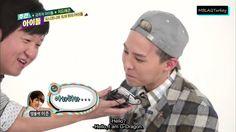 [ENG SUB] 131211 MBLAQ (Joon) Talk With G-Dragon on Weekly Idol Cut
