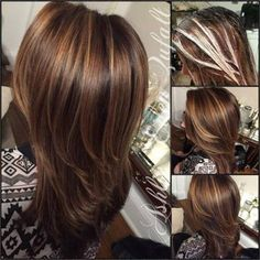 3 Noteworthy Ecaille Haircolor Looks + a How-to! - Hair Color - Modern Salon -my first modern salon feature!