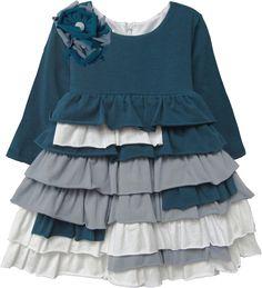 Isobella & Chloe Dakota LS Layer Dress $44
