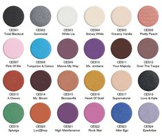 Jordana has an awesome selection of single eye shadows. They are really inexpensive and great quality! They have a lot of great dupes for MAC colors and haven't disappointed me yet!