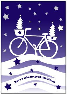 Have a wheely good Christmas
