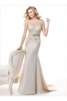 Maggie Sottero Bridal Gown Clancy / 4MS872 #MaggieSottero #BridalGown #weddingdress