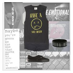"""""""✌️Punk is for the kids who never fit in✌️"""" by xxblurryfacexx ❤ liked on Polyvore featuring Vans, Topshop, women's clothing, women, female, woman, misses and juniors"""