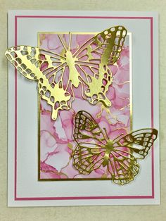 Card Tags, I Card, Alcohol Ink Crafts, Alcohol Inks, Horse Cards, Homemade Birthday Cards, Bee Cards, Beautiful Handmade Cards, Stamping Up Cards