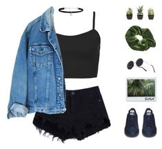 """""""4/10"""" by moonlightbaeex ❤ liked on Polyvore featuring Topshop"""