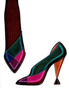 STEVE GOSS FALL 2013 SHOE COLLECTION SUEDE AND LEATHER