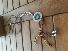 Long necklace in Boho style #handmadebyme