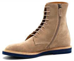 Gucci Suede Zip Boot