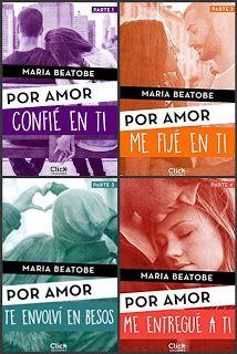 Reseña Por Amor (1ª-4ª parte) - María Beatobe