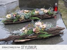 me ~ 47 … Funeral Flower Arrangements, Silk Arrangements, Beautiful Flower Arrangements, Funeral Flowers, Wedding Flowers, Deco Floral, Arte Floral, Floral Design, Vase Deco