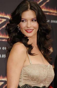 Catherine Zeta Jones                                                                                                                                                      More