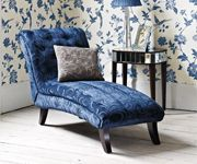 Welcome to Laura Ashley where you can shop online for exclusive home furnishings and womenswear_EN Boudoir, Laura Ashley Home, Stylish Chairs, Childrens Room Decor, Classic Interior, Blue Bedroom, Take A Seat, Color Azul, Traditional House