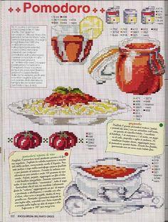 Gallery.ru / Фото #135 - EnciclopEdia Italiana Frutas e verduras - natalytretyak