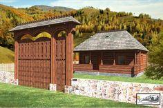 case taranesti peasant houses 6