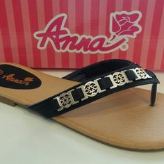 New Sandals by ANNA Sandals by Anna Anna Shoes Flats & Loafers
