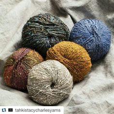 #Repost @tahkistacycharlesyarns with @repostapp  #Sunday yarn day! This is #FilaturaDiCrosa MiniTempo in some of our lush spring colors. Visit your #LYS to find the latest from our spring line!  #yarn #yarnlove #yarnaddict #knit #knittersofinstagram #knitting #crochet #crochetersofinstagram #crocheting #diy #make #create #creativity #inspiration  KnitLatelier by knitlatelier