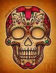 Mexican Sugar Skulls - Bing Images