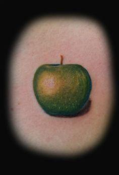 Beatles Tattoo Beatles Apple