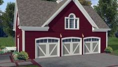 attached garage plans with breezeway - Google Search
