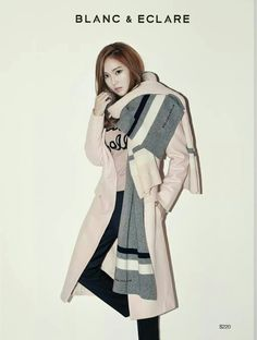 Jessica Jessica & Krystal, Krystal Jung, Jessica Jung Fashion, Ex Girl, Snsd Fashion, Grey Scarf, Classy Chic, Korean Celebrities, Girls Generation