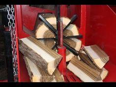 Wood Beaver Model 20 BAB Fastest Firewood Processor 2015 - YouTube