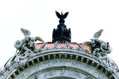 Centro Histórico, Palacio de Bellas Artes #df #bellasartes