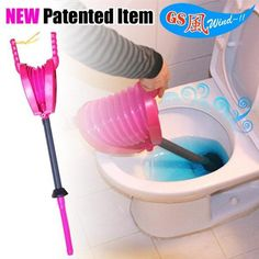 Drain Buster To Unclog Toilet Http Lanewstalk How