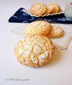 Biscotti lemon cocco