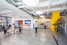 Work Hard, Play Hard Under OneRoof - Workplace Strategy and Design - architecture and design