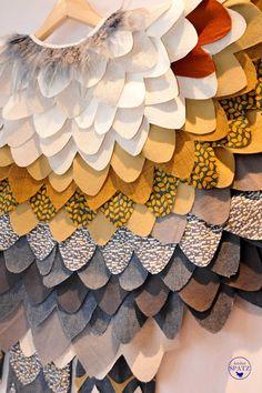 Eulenkostüm für Kinder Eulen Verkleidung von AtelierSpatz auf Etsy