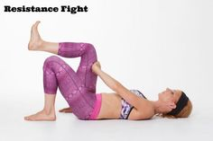 Whether you had a baby six weeks or six years ago, these core moves are for you. | Fit Bottomed Mamas