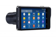 Samsung refreshes Galaxy #Camera and #Galaxy_NX30 - #Samsung seemed to be throwing spaghetti at the wall when it introduced the original Galaxy Camera, but the device's following was enthusiastic even if reviews weren't. The later Galaxy NX20 added a larger APS-C sensor in an interchangeable lens form factor with its own mobile OS.