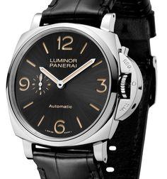 Panerai Luminor Due 3 Days Watches Debut New Luminor Line In 42
