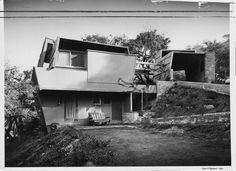 What's on the Market: Rudolph Schindler's Kallis-Sharlin Residence | Journal | The Modern House