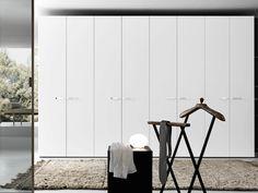 衣柜 LISCIA Tecnopolis系列 by Presotto Industrie Mobili | 设计师Pierangelo Sciuto