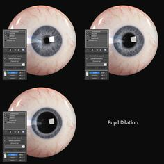 This is high detailed 3d human eye. The model was made in 3ds Max, and final images rendered with Mental Ray. This eye help to capture the personality of my 3d characters. There are 90 kind of iris variation, for all iris I used photo references for best results. Eyeball based from 4 separate objects: cornea, eyeball, pupil, rotate pivot. The Eye has SSS shader and textures + HDRI environment map for realistic reflections. www.kollarandor.com This eye model available here: LITE version of…